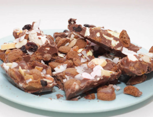pepernoten chocola, sinterklaas, snoeprecept