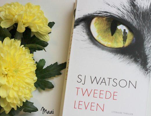 Tweede leven, S.J.Watson, thriller, boekreview, samenvatting, recensie