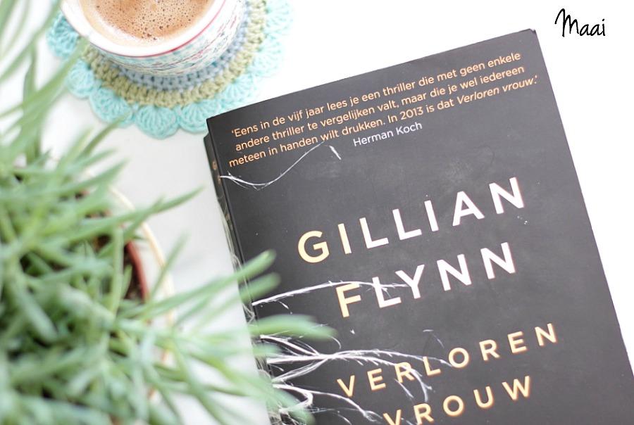 verloren vrouw, Gillian Flynn, thriller, boekreview, samenvatting, boekentip