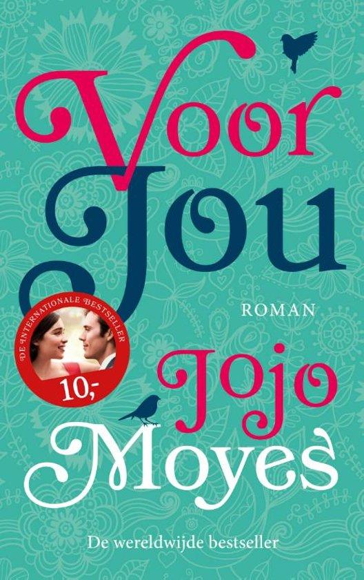 Voor jou, jojo moyes, roman, boek, review