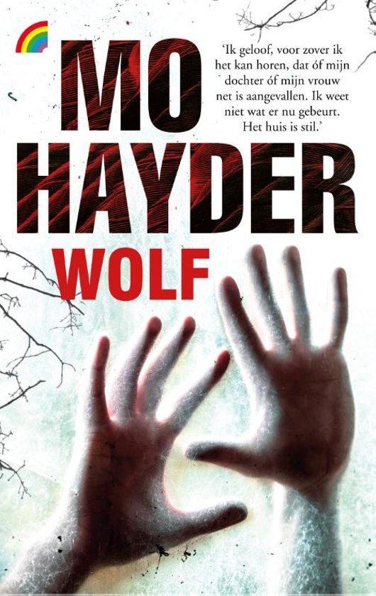 wolf, mo hayder, thriller, review, gelezen, boeken