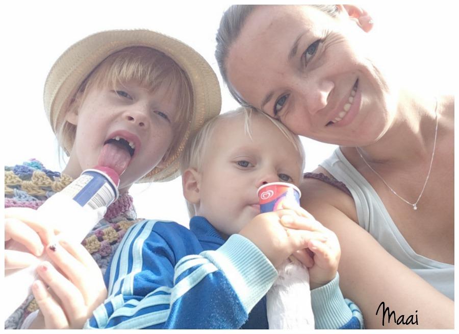 lange autorit zomervakantie, autorit kleine kinderen